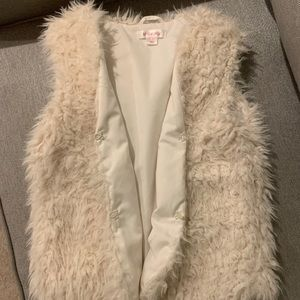 Other - Fuzzy vest